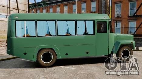 Kavz-3976 para GTA 4 left