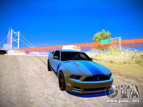 ENB by DjBeast for SA:MP Light Version para GTA San Andreas sexta pantalla
