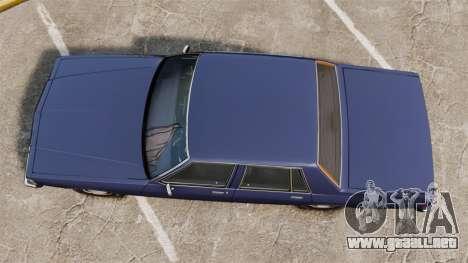 Chevrolet Caprice 1986 para GTA 4 visión correcta