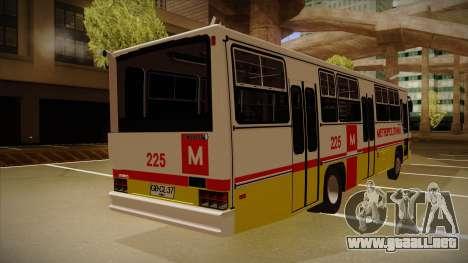 Caio Vitoria MB OF 1318 Metropolitana para la visión correcta GTA San Andreas