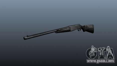 Escopeta semiautomática para GTA 4