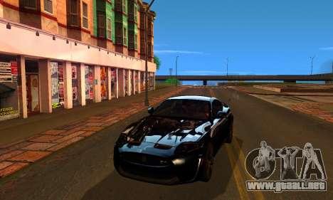 ENBSeries by AVATAR V2 para GTA San Andreas quinta pantalla
