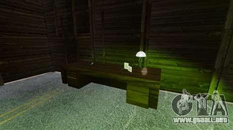 Casa personal para GTA 4 sexto de pantalla