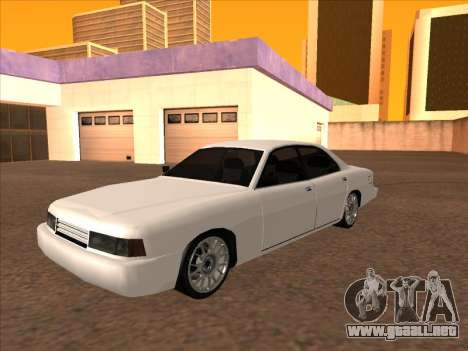 New Merit para GTA San Andreas
