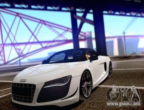 ENBSeries by egor585 V3 Final para GTA San Andreas sexta pantalla