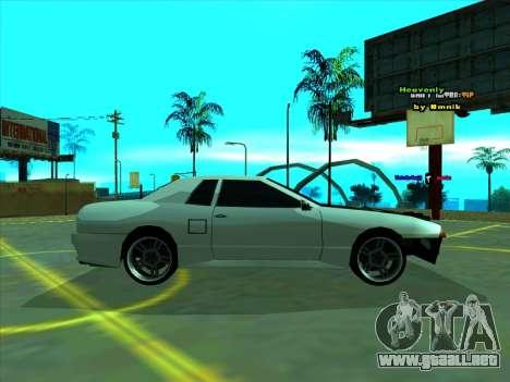 Drift Elegy by zhenya2003 para GTA San Andreas left