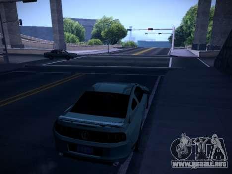 ENB by DjBeast for SA:MP Light Version para GTA San Andreas quinta pantalla