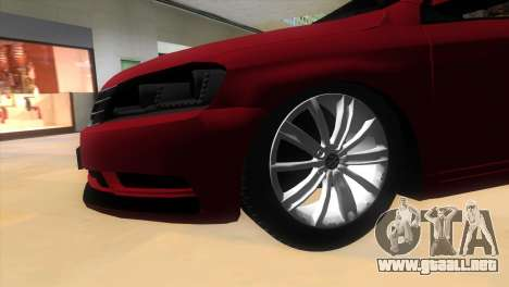 Volkswagen Passat B7 2012 para GTA Vice City visión correcta