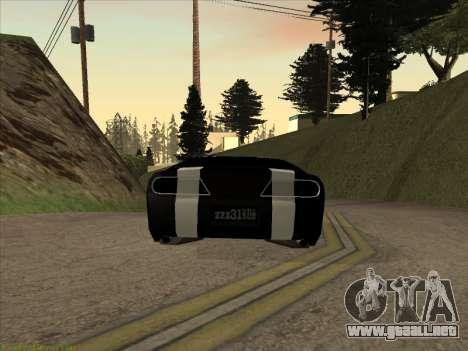 New Jester para GTA San Andreas left