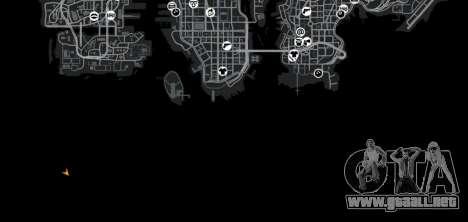 Ubicación Ártico (IV) [Final] para GTA 4 novena de pantalla