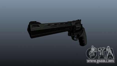 Raging Bull revólver Taurus para GTA 4