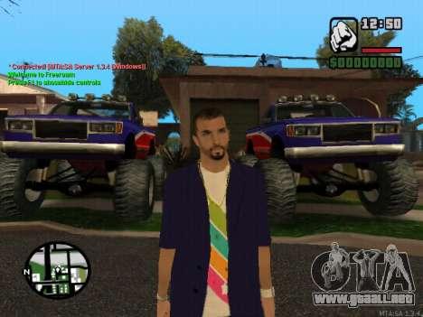 New Andre para GTA San Andreas