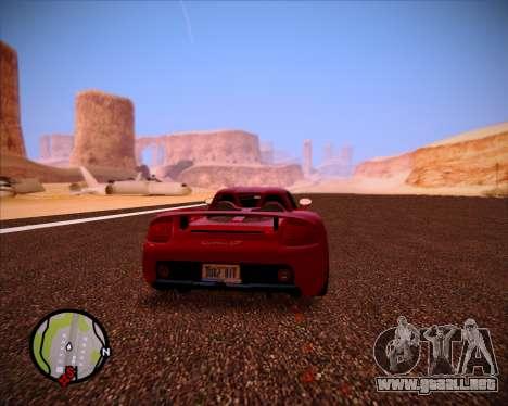 SA Graphics HD v 1.0 para GTA San Andreas novena de pantalla