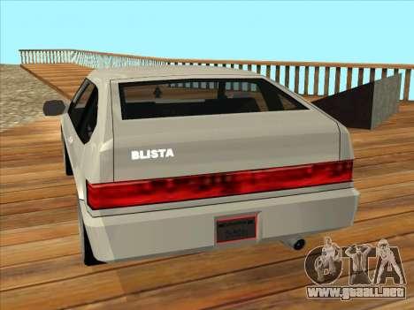 Blista Compact para GTA San Andreas left