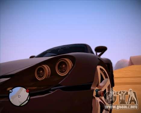 SA Graphics HD v 1.0 para GTA San Andreas sexta pantalla