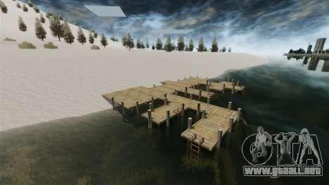 Ubicación Ártico (IV) [Final] para GTA 4 séptima pantalla
