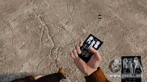 Temas de Rock gótico para su teléfono para GTA 4 undécima de pantalla
