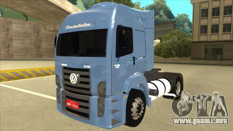 Volkswagen Constellation 19.320 Titan para GTA San Andreas