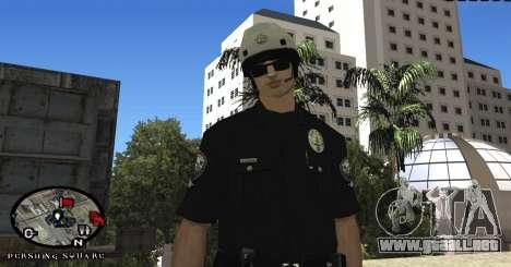 Los Angeles Air Support Division Pilot para GTA San Andreas sucesivamente de pantalla