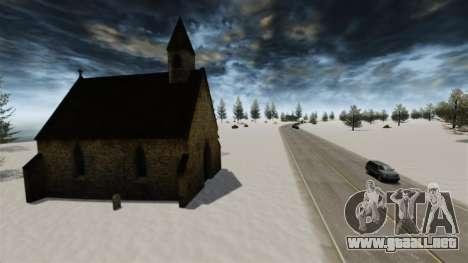 Ubicación Ártico (IV) [Final] para GTA 4 tercera pantalla