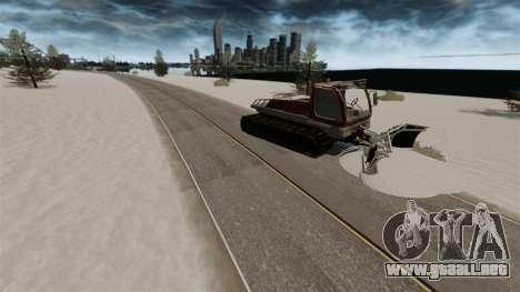 Ubicación Ártico (IV) [Final] para GTA 4 quinta pantalla