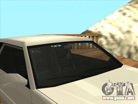Blista Compact para la visión correcta GTA San Andreas