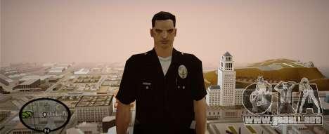 Los Angeles Police Officer para GTA San Andreas