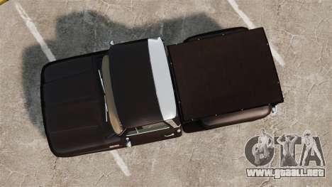Chevrolet C-10 Stepside v1 para GTA 4 visión correcta