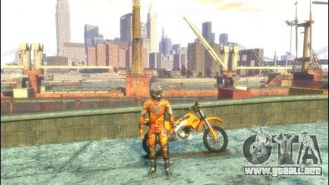 Jinete para GTA 4 tercera pantalla