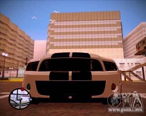 SA Graphics HD v 1.0 para GTA San Andreas undécima de pantalla