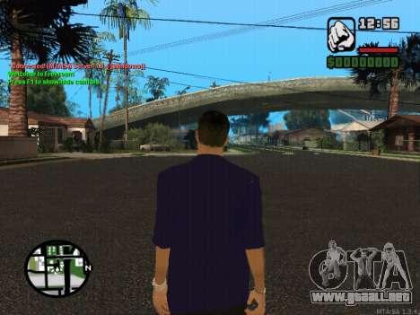 New Andre para GTA San Andreas tercera pantalla