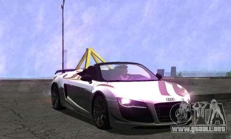 ENBSeries by AVATAR V2 para GTA San Andreas