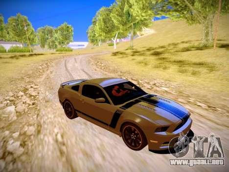 ENB by DjBeast for SA:MP Light Version para GTA San Andreas séptima pantalla