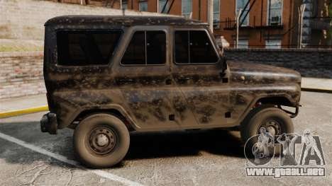 315195-UAZ Hunter para GTA 4 left
