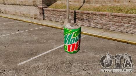 Nuevas máquinas expendedoras de refrescos para GTA 4 tercera pantalla