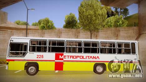 Caio Vitoria MB OF 1318 Metropolitana para GTA San Andreas left