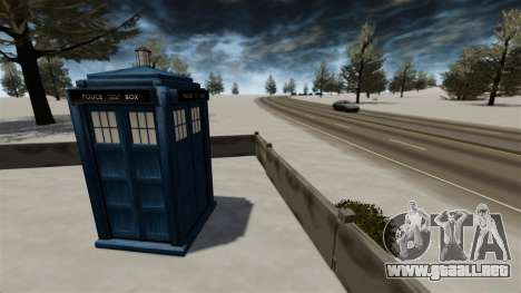 Ubicación Ártico (IV) [Final] para GTA 4 octavo de pantalla