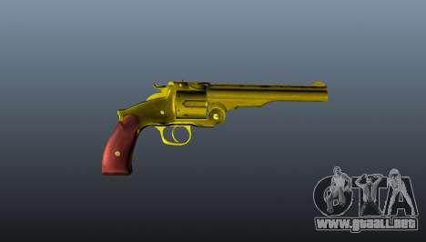 Schofield revolver v2 para GTA 4 tercera pantalla