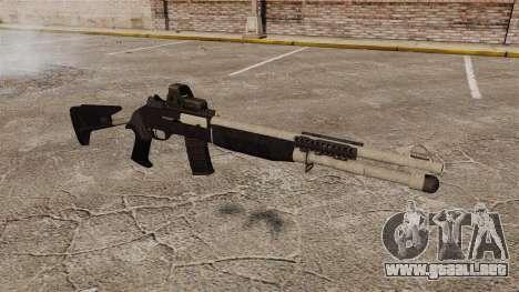Escopeta M1014 v4 para GTA 4