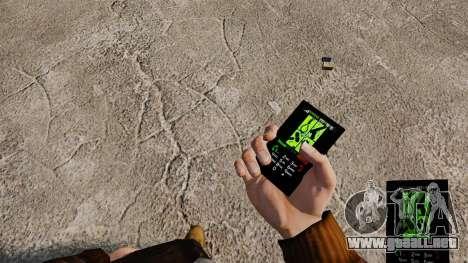 Temas de Rock gótico para su teléfono para GTA 4 tercera pantalla