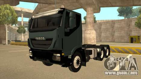 Iveco Hi-Land para GTA San Andreas