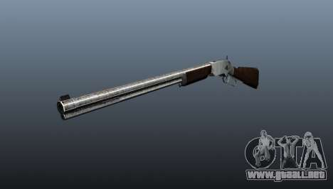 Winchester Repeater v2 para GTA 4