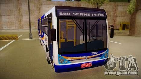 Caio Millenium para GTA San Andreas left