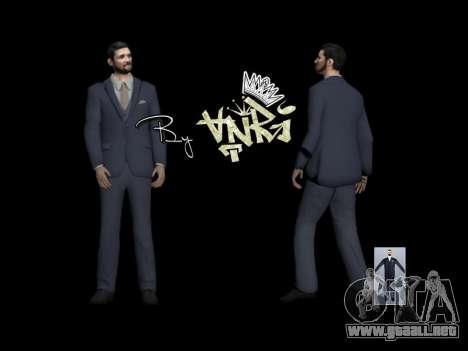 MafiaBoss HD para GTA San Andreas