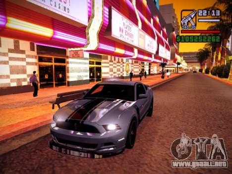 ENB by DjBeast for SA:MP Light Version para GTA San Andreas décimo de pantalla