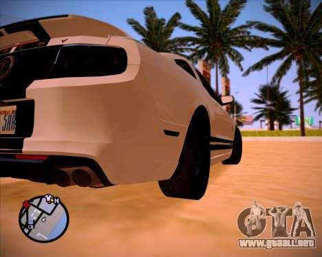 SA Graphics HD v 1.0 para GTA San Andreas décimo de pantalla