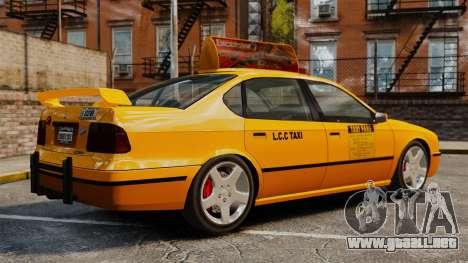 Taxi2 con nuevos discos para GTA 4 left