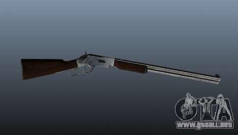 Winchester Repeater v2 para GTA 4 tercera pantalla