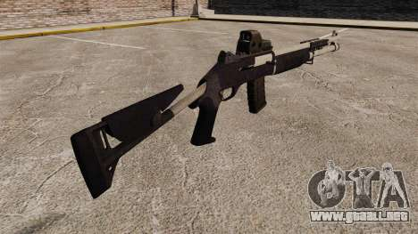 Escopeta M1014 v4 para GTA 4 segundos de pantalla