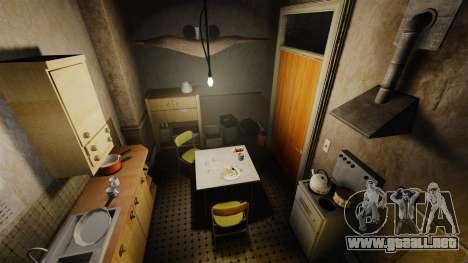Nuevas texturas en el primer piso de la novela para GTA 4 quinta pantalla